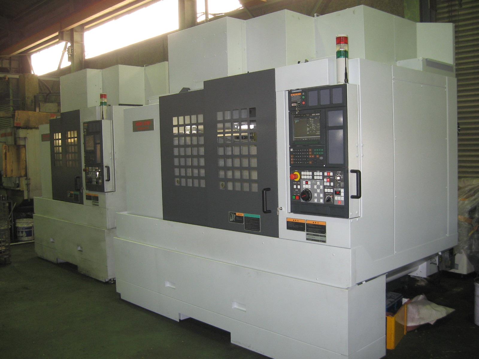 立型マシニングセンタ NV5000αA/B