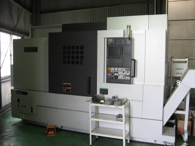 CNC旋盤 NL3000