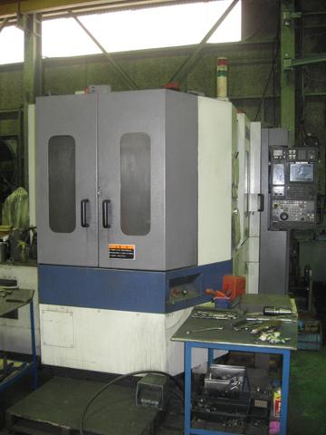 横型マシニングセンタ SH403