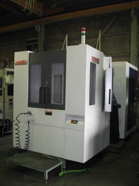 横型マシニングセンタ NH4000DCG